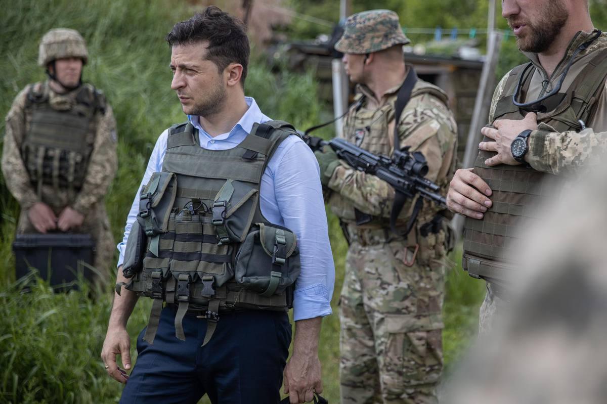 Зеленского обвинили в попытке скопировать Путина