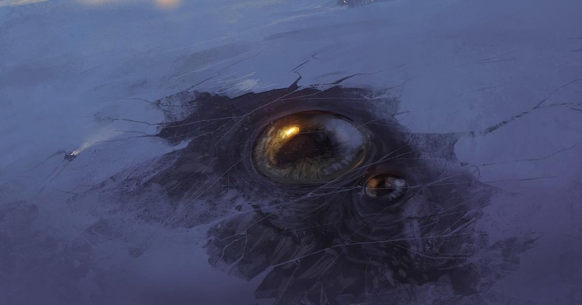 В Антарктиде обнаружены похожие на инопланетян жуткие существа