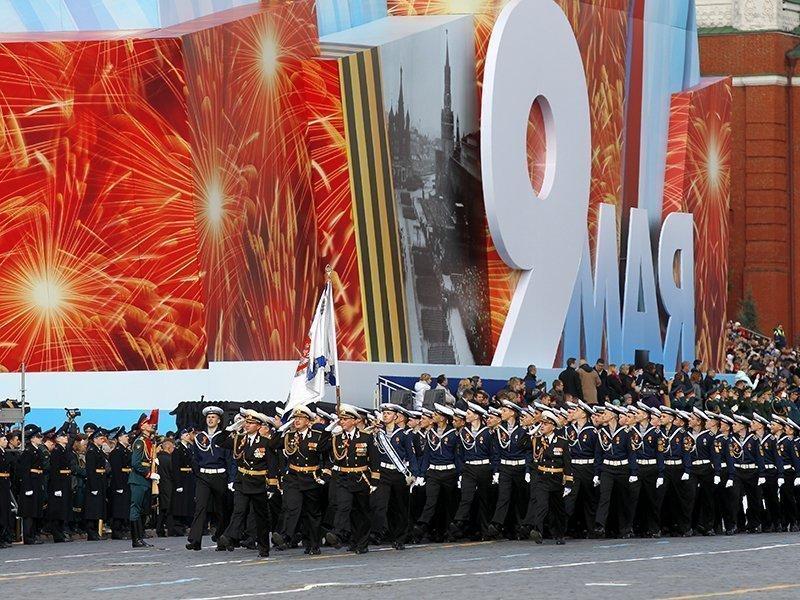 Поздравление руководителя района и руководителя администрации района сДнем Победы