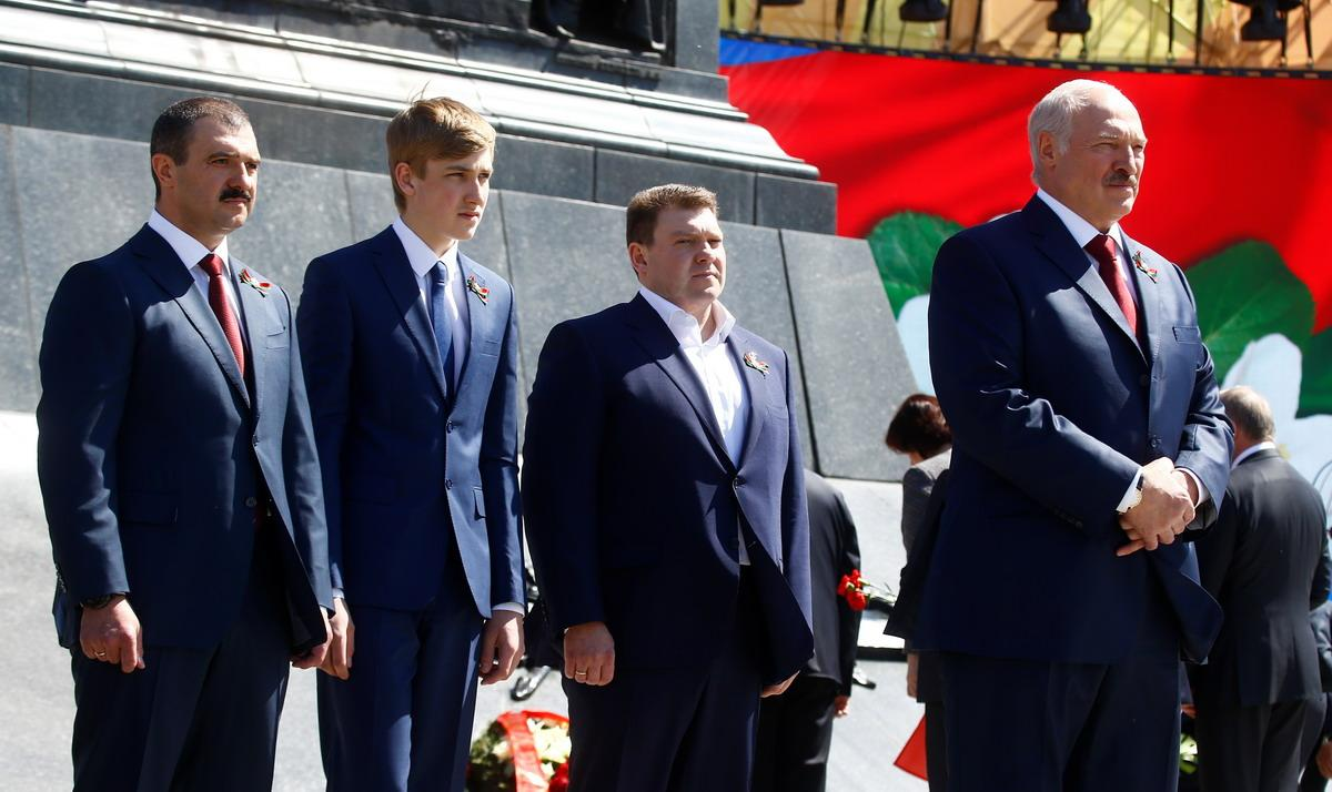 Покушение на Лукашенко