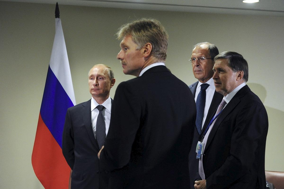 В Кремле назвали меткими слова Лаврова о линии США в отношении России