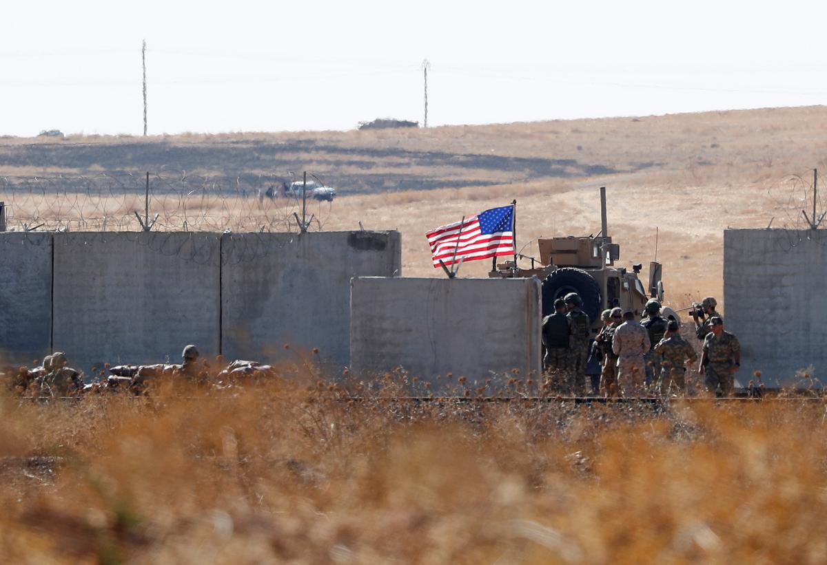 Американский штаб по разграблению сирийской нефти накрыли ракетным ударом