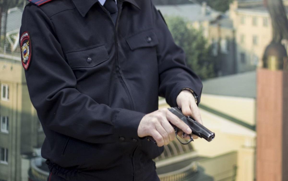 На Кубани полицейский выстрелил в угрожавшего ему дебошира