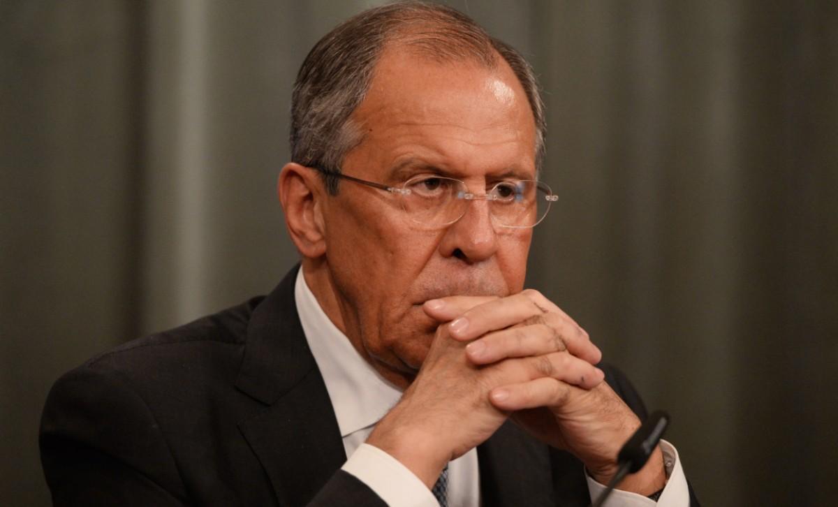 Лавров не исключил возможности разрушения Украины в случае войны в Донбассе
