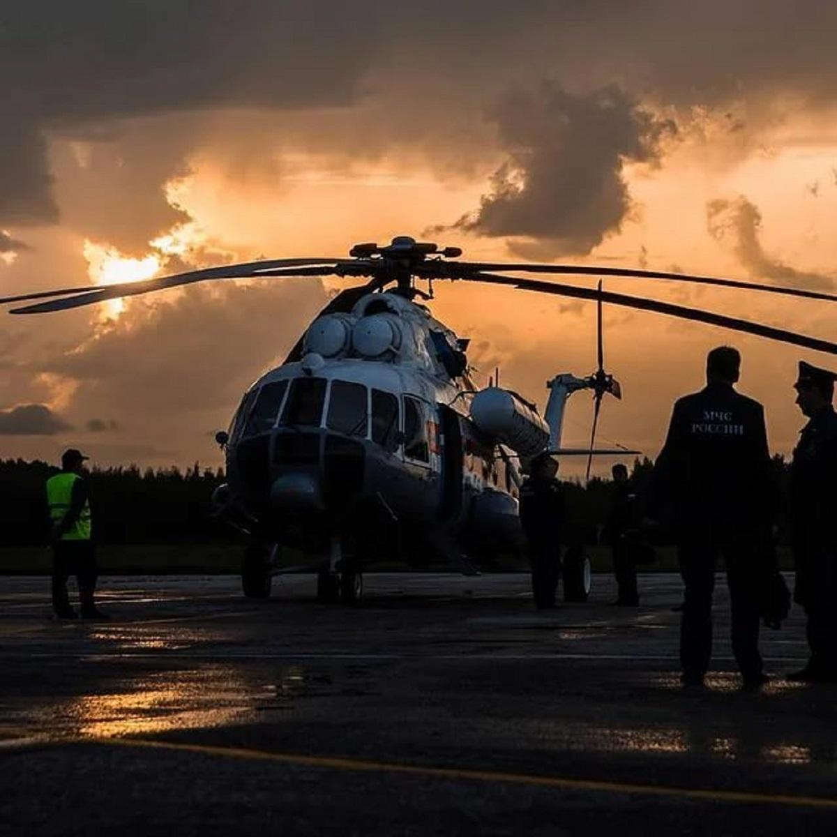 Крушение самолета L-410 в Иркутской области