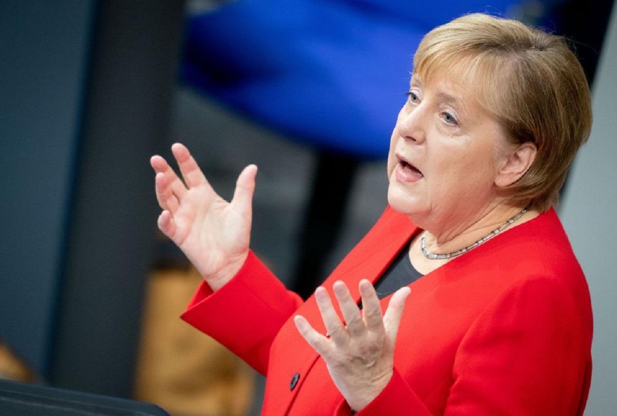 Ющенко шокировали слова Меркель о вступлении Украины в НАТО