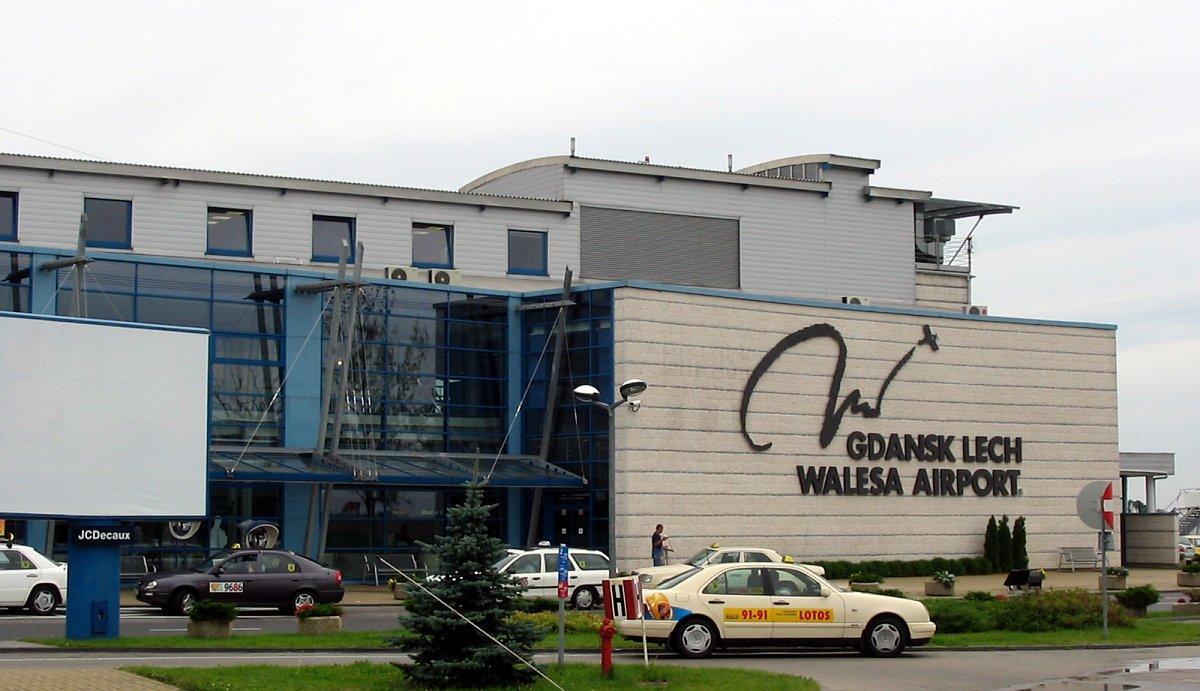 Гданьский аэропорт