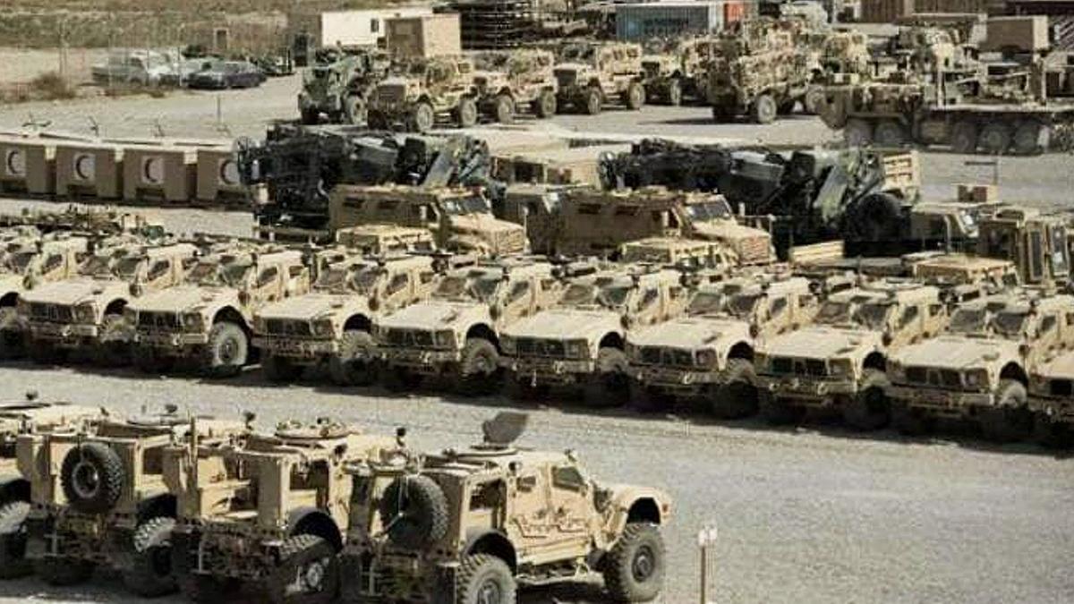 Американская военная техника