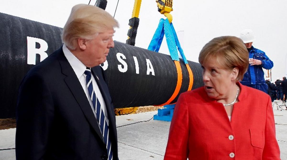 Германия считает СПГ из США опасным