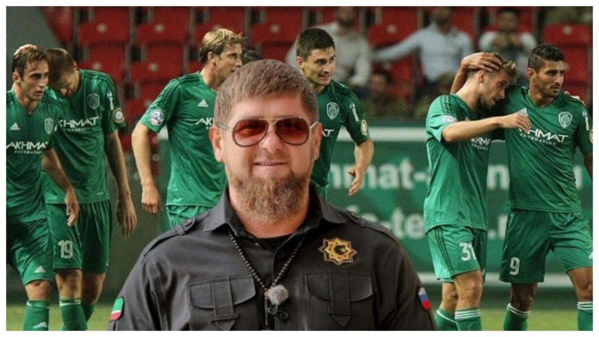 «Ахмат» защитят от санкций против Кадырова за счет государства