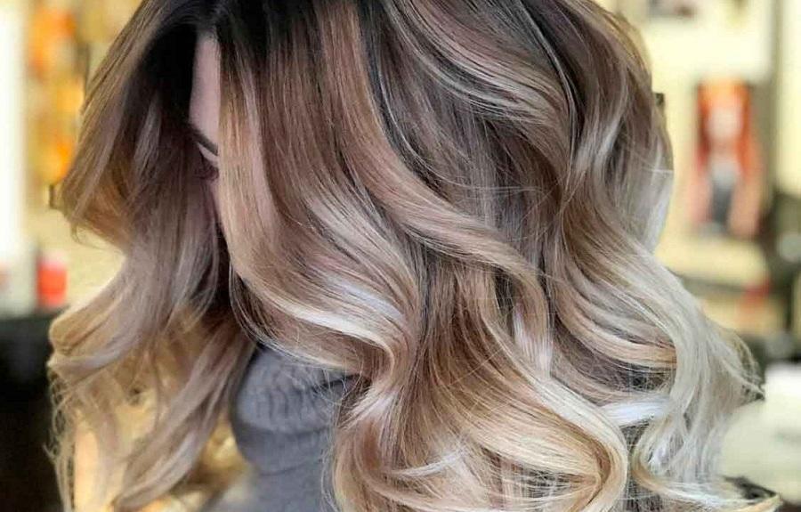 Воздушные пряди – Air Touch, модное окрашивание волос в 2019 году: естественные оттенки в технике балаяж и омбре
