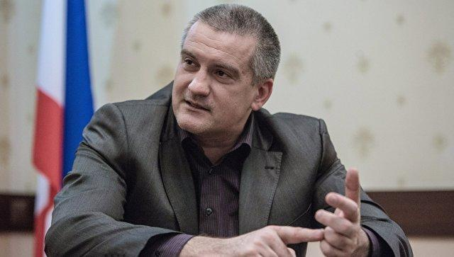 Аксенов разочарован резолюцией ООН о «милитаризации Крыма»