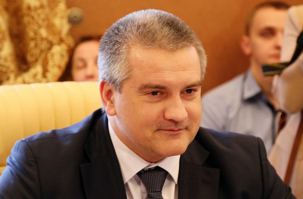 Аксёнов Крым совещание