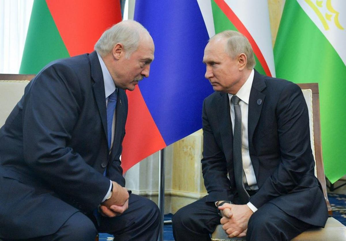 Лукашенко захотел поговорить с лидерами ЕАЭС «с глазу на глаз»