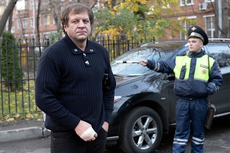 Александр Емельяненко остается под арестом