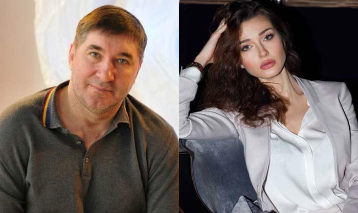 58-летний отец Марии Кожевниковой женился на 23-летней модели