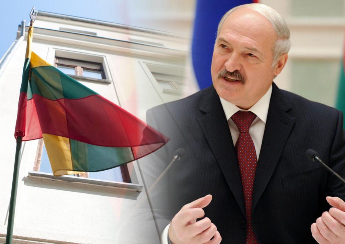Литва Лукашенко