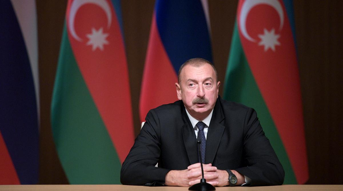 Алиев Баку 2020