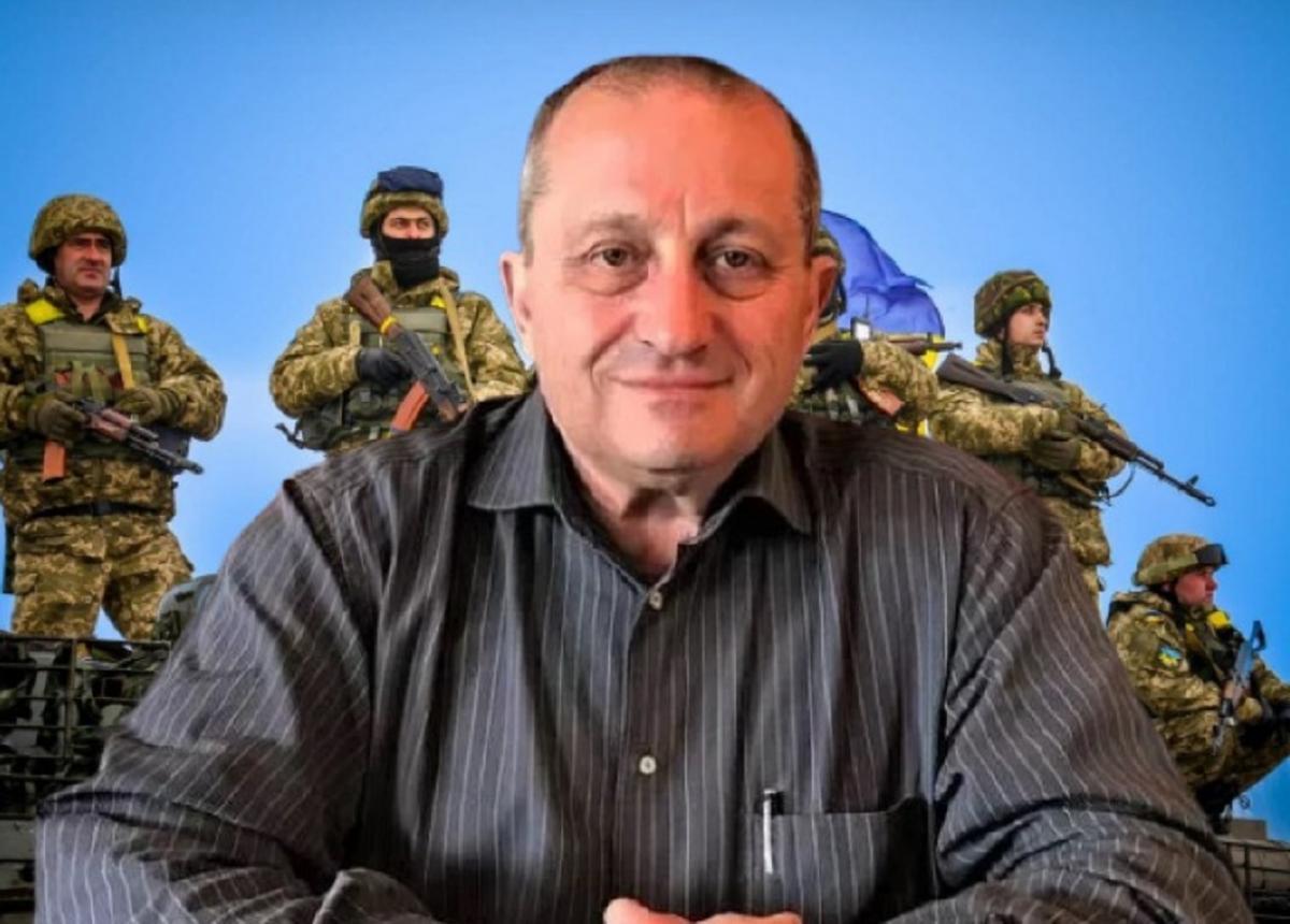 Военно-политический эксперт Яков Кедми