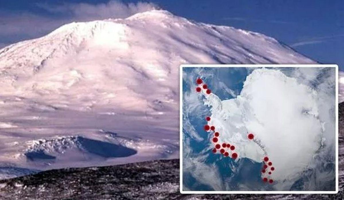 Антарктида картинка