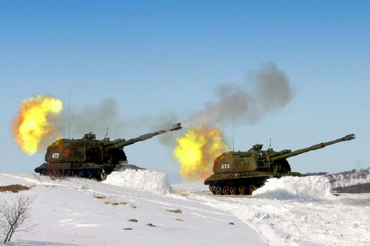 Швеция показала «войну» с Россией