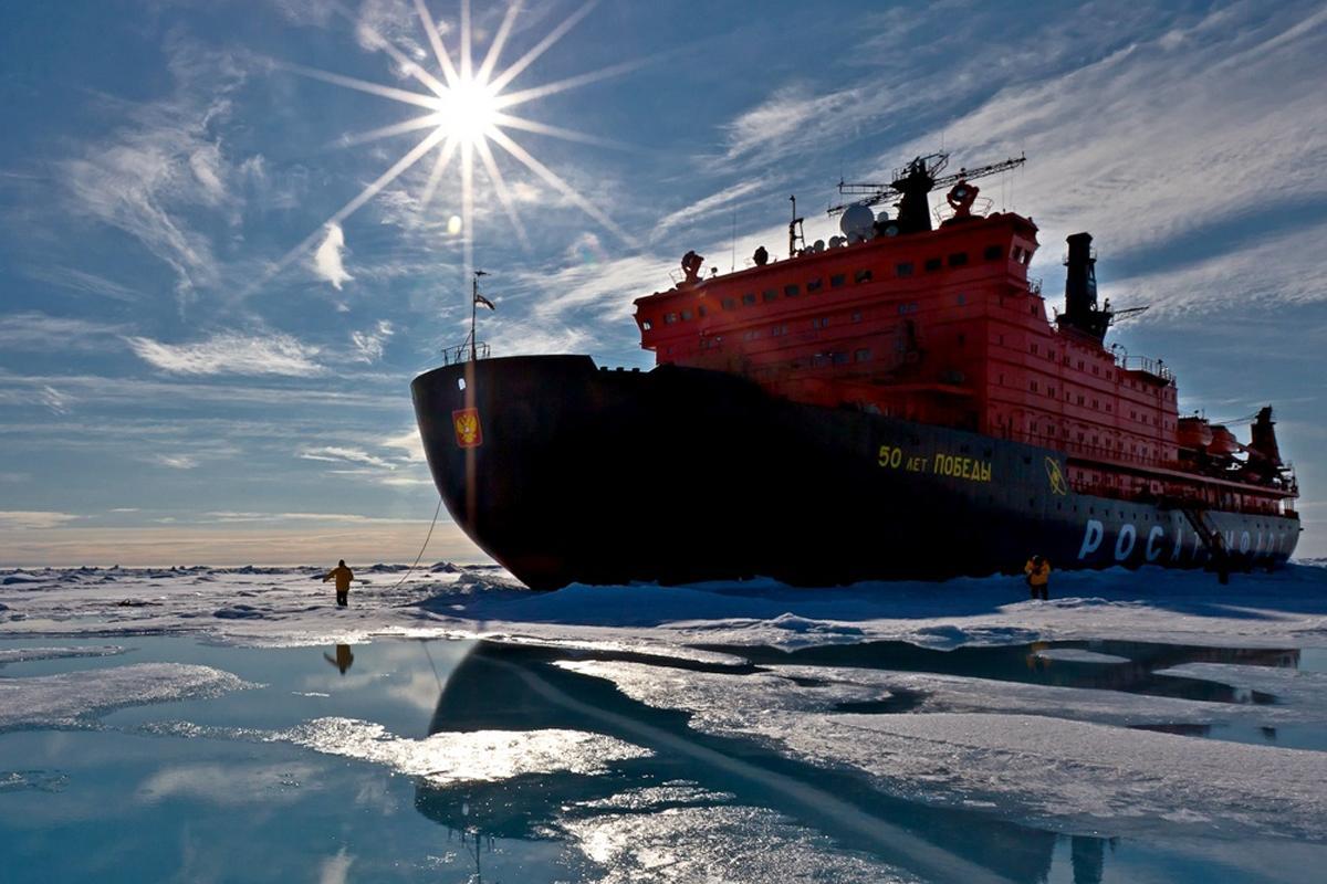 Глава Госдепа назвал Арктику новым «театром конфликта»
