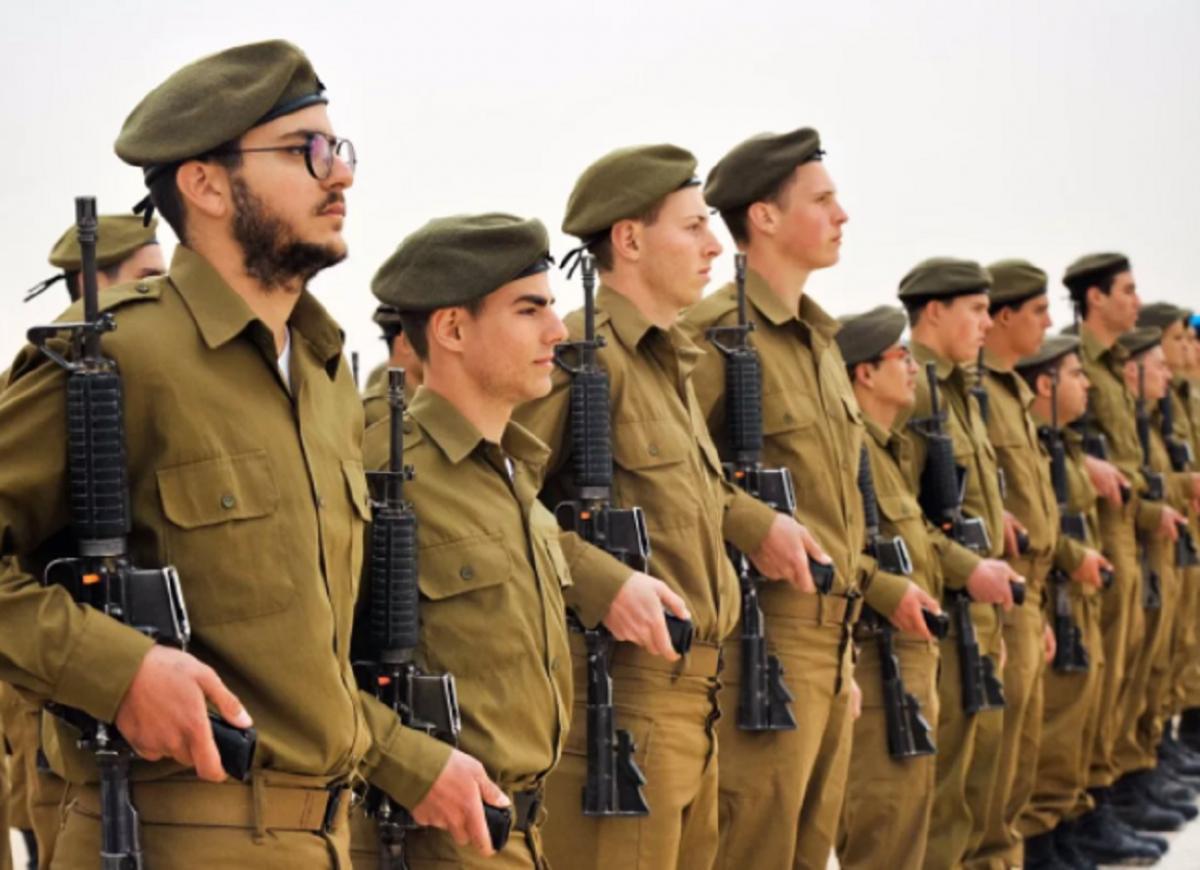 Израильские военные готовятся к наземной операции в секторе Газа