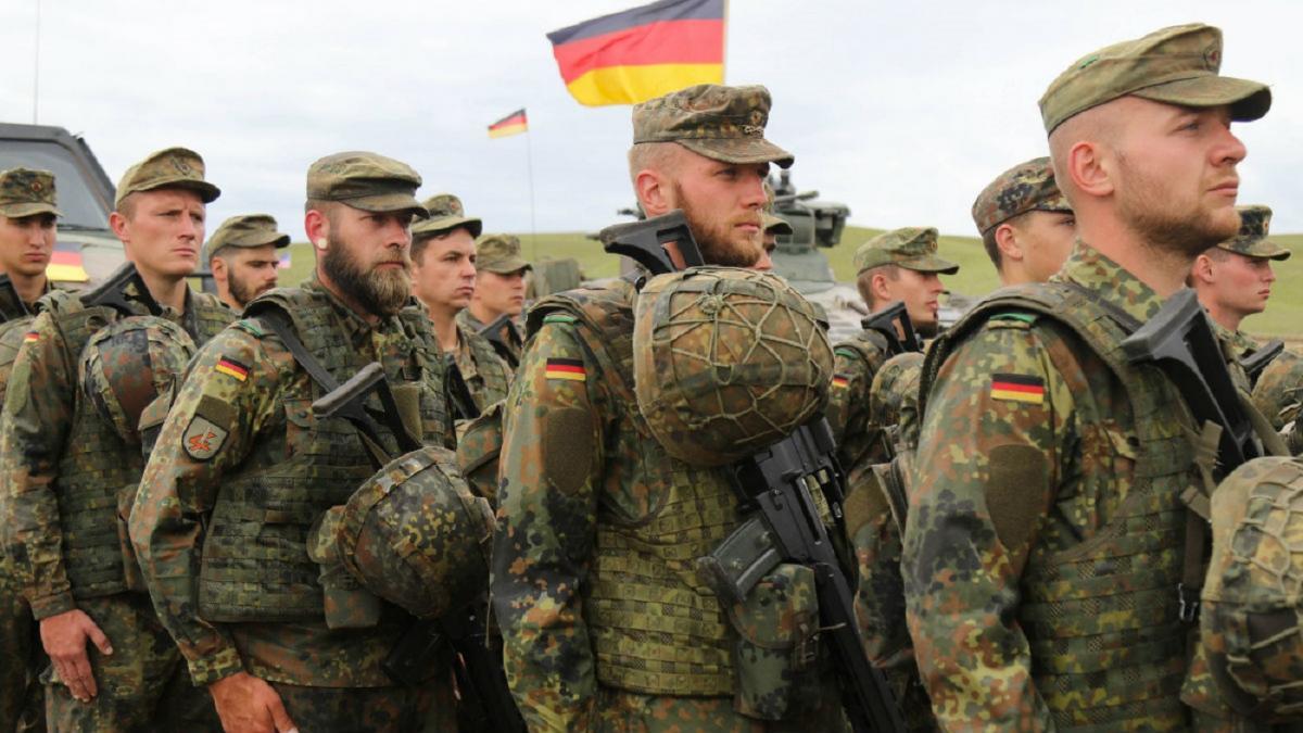 Вечеринка немецких солдат в Литве обернулась скандалом: «Это пощечина»