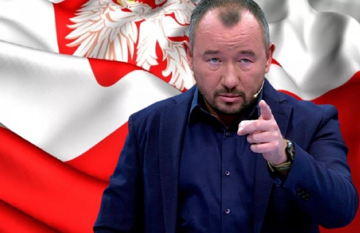 Телеведущий Артем Шейнин
