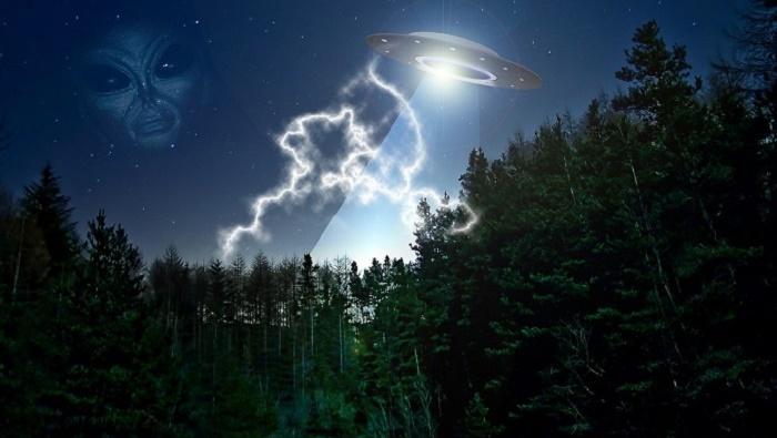 НЛО оставило загадочные знаки внебе Ставрополя