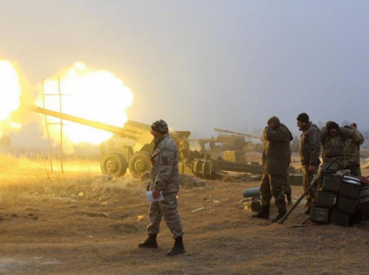 ВСУ обрушили массированный удар под Донецком