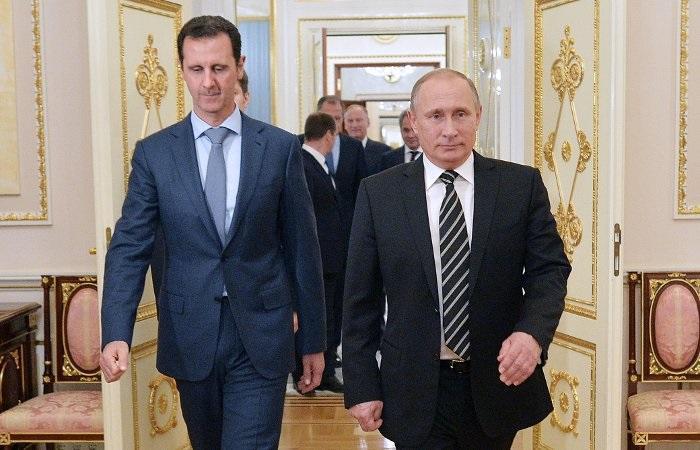 Встреча Путина и Асада в Сочи: важное заявление российского лидера