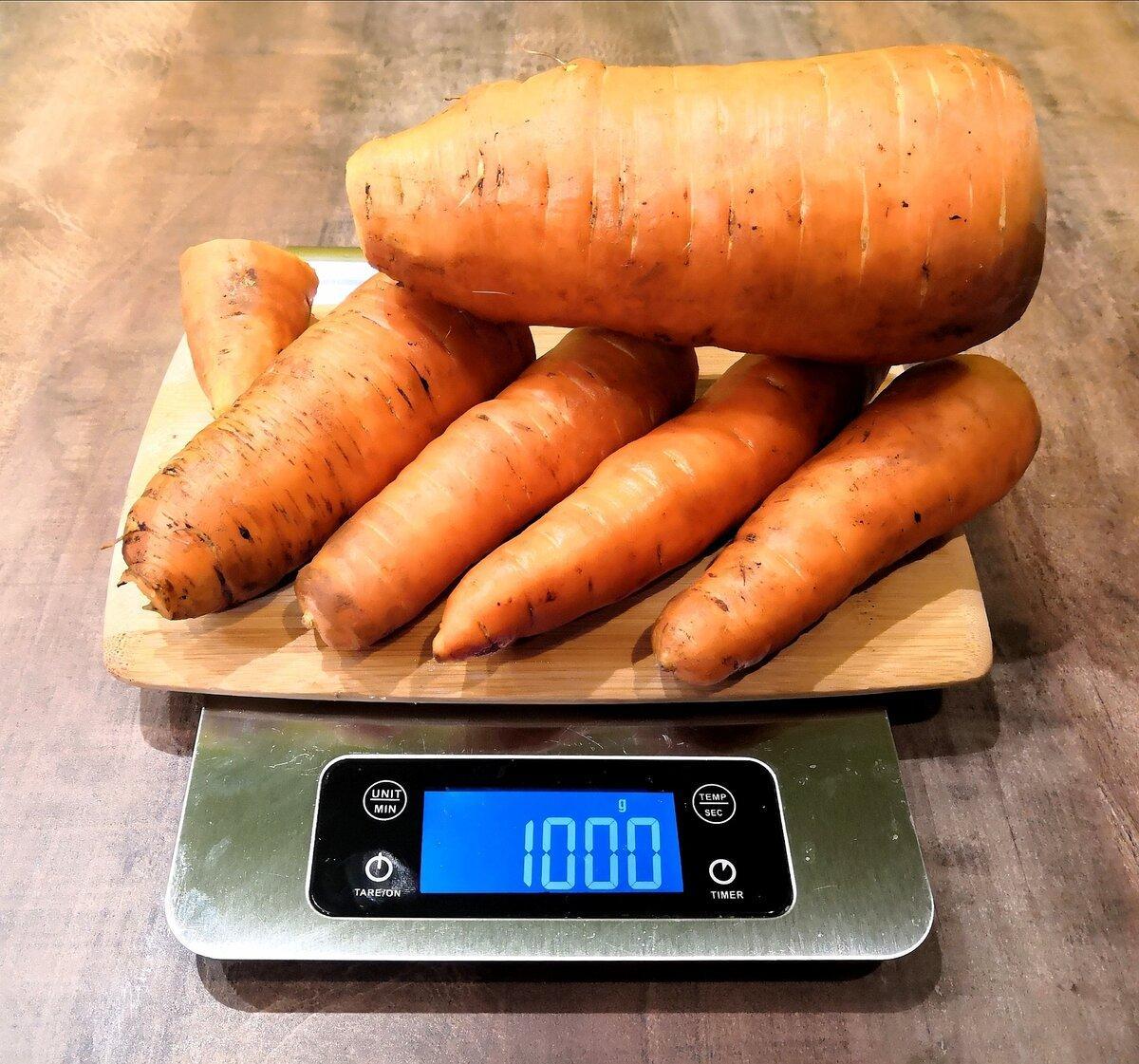 Цены на морковь в Волгограде побили новые рекорды