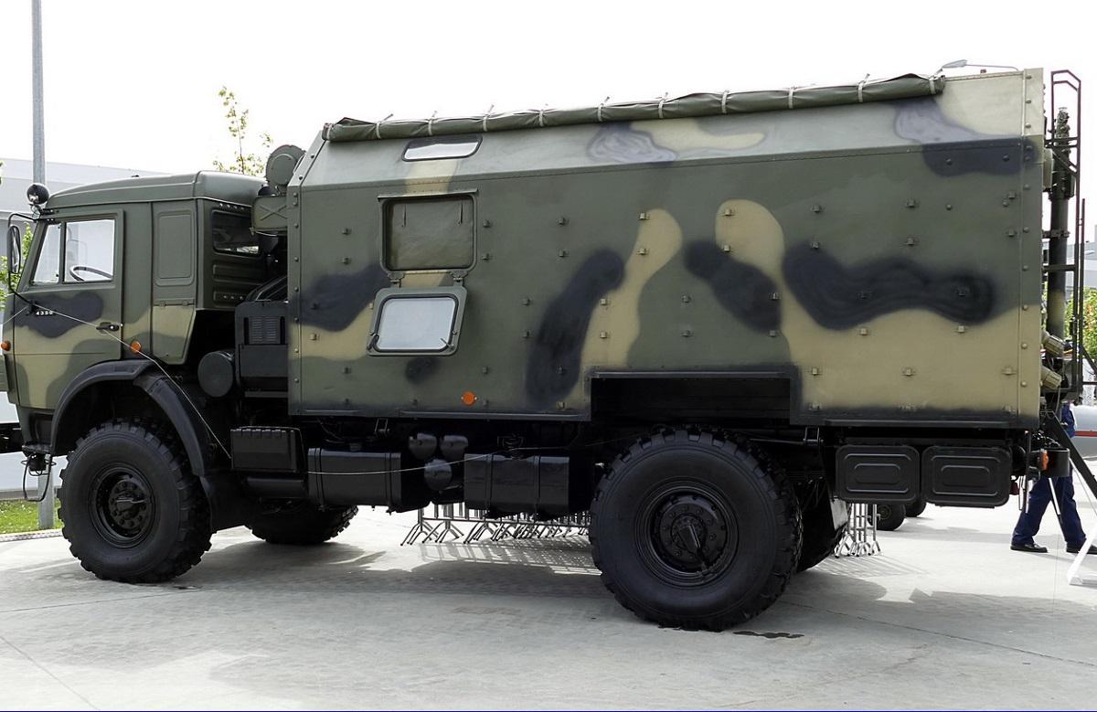 пункт управления БПЛА «Наводчик-2»