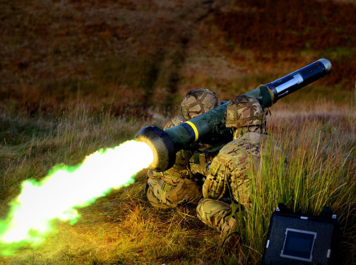 Донбасс атака националистов