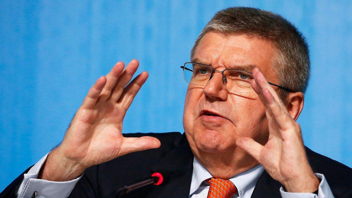 Глава МОК: мы не допустим ущемления прав россиян на юношеских Играх