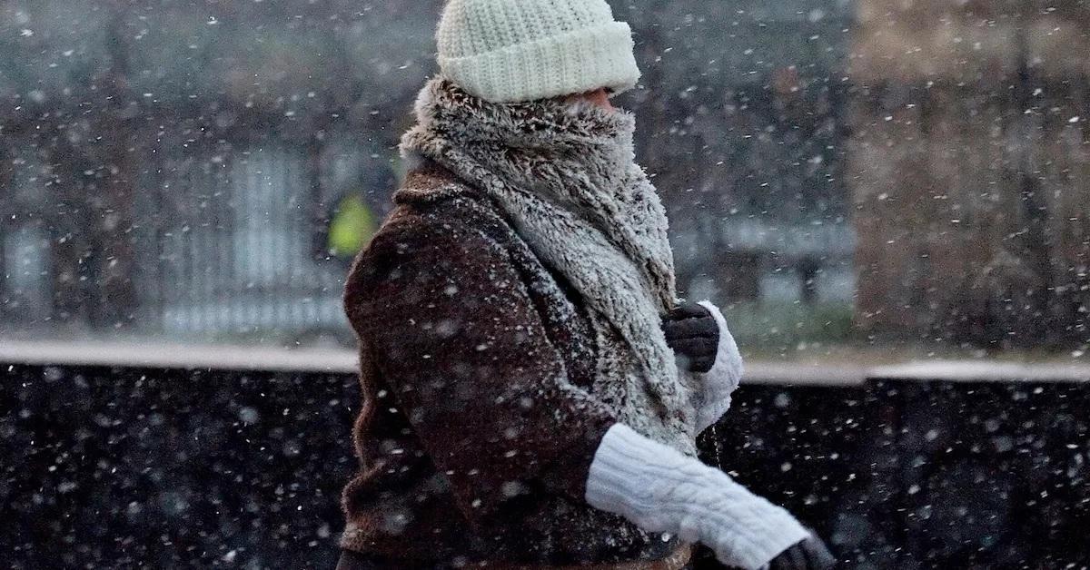 погода зима Россия