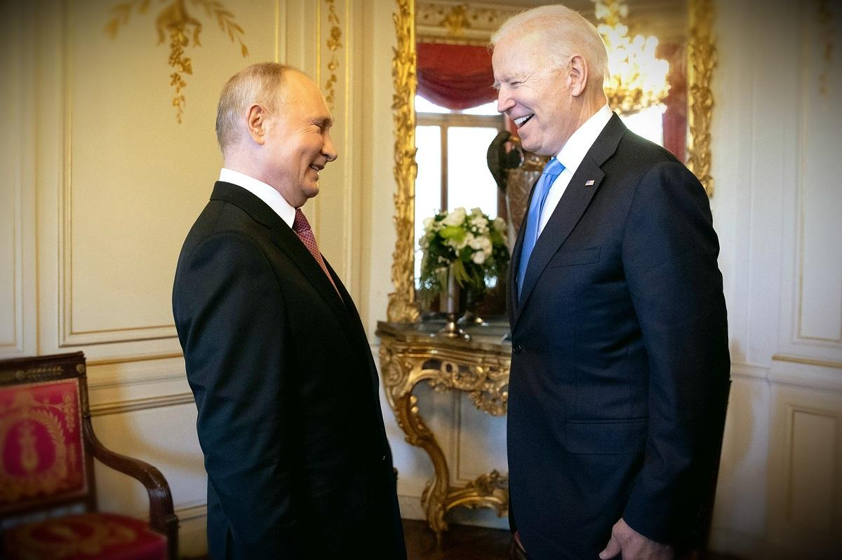 Путин, Байден, саммит