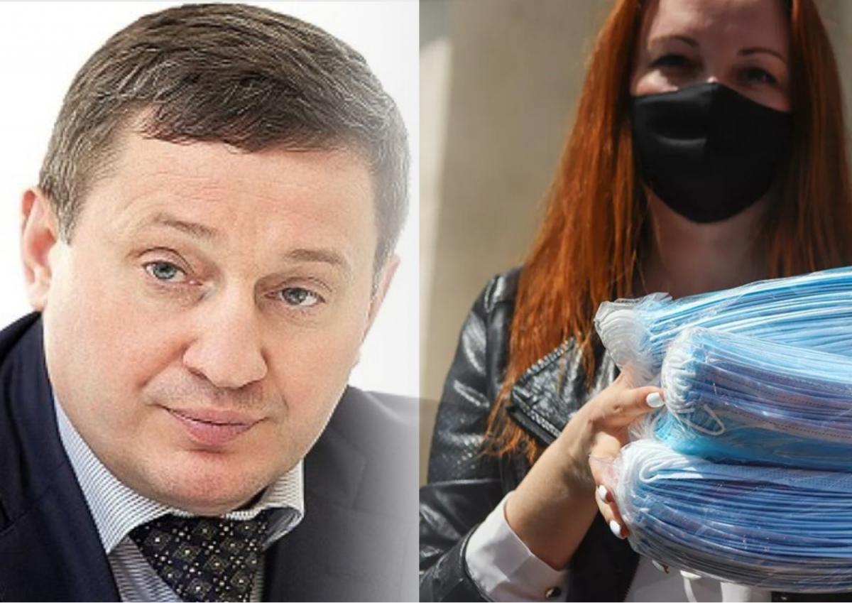Бочаров губернатор Волгоградской области