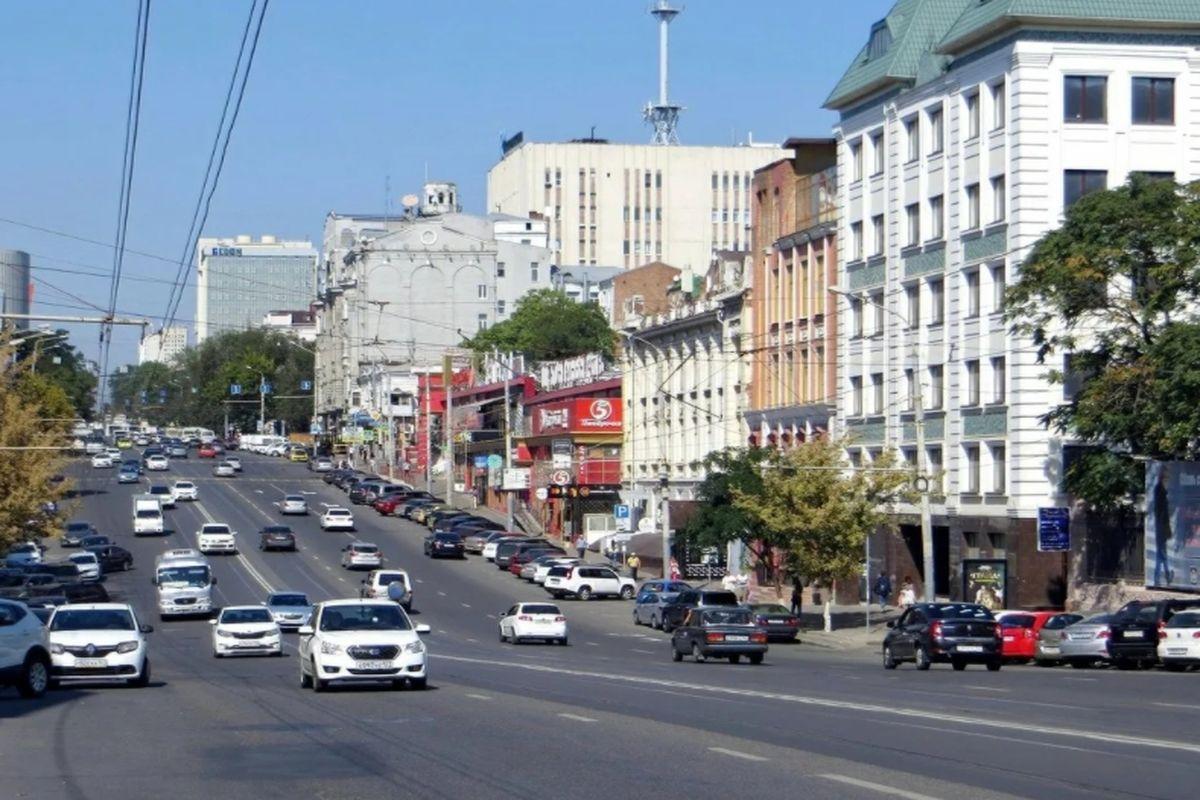 проспект Будённовский картинка