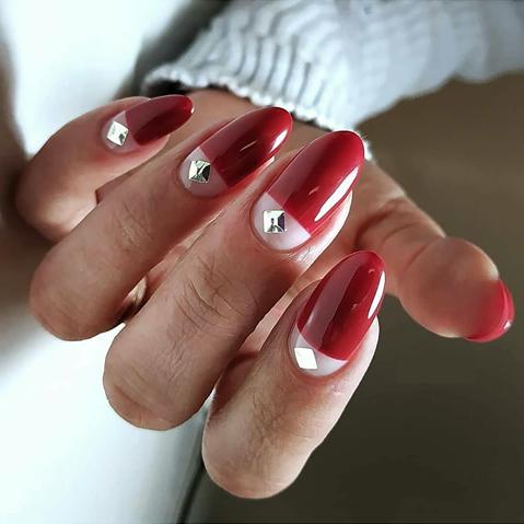 Колхозный маникюр - устаревший дизайн ногтей, фото