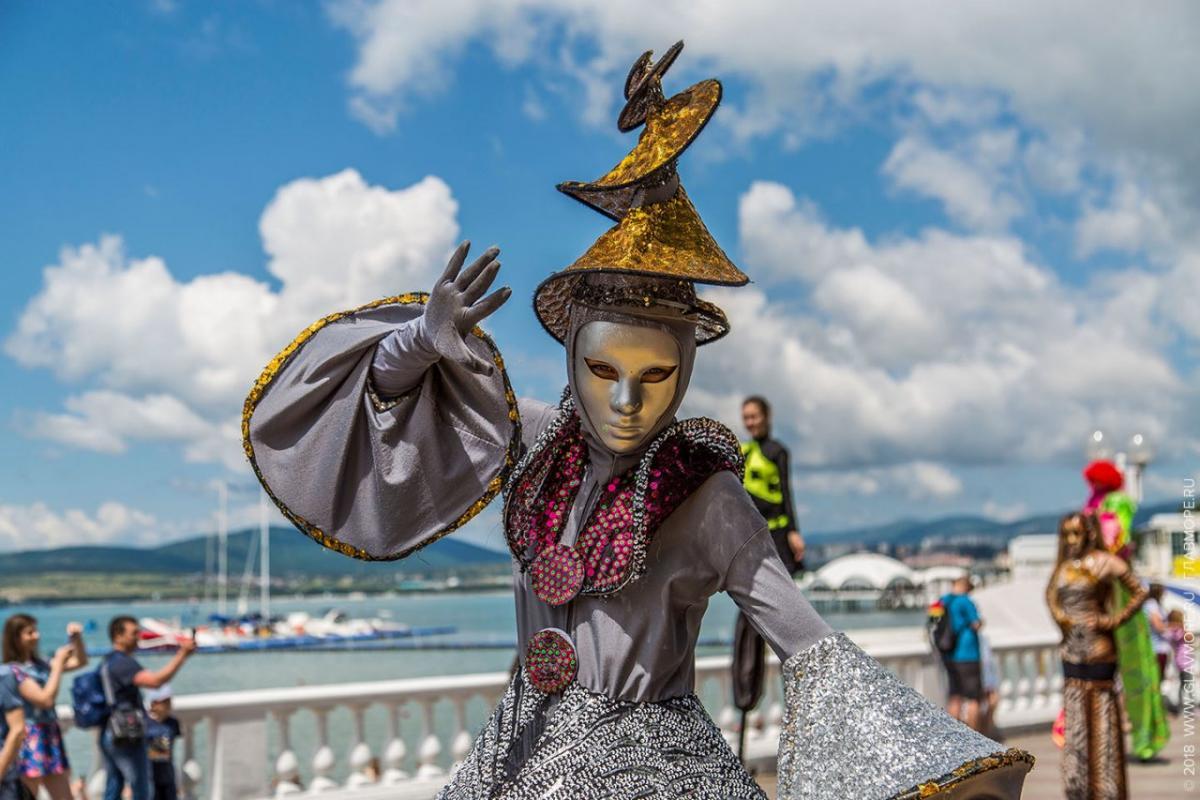 В Геленджике отменен карнавал по решению Роспотребнадзора