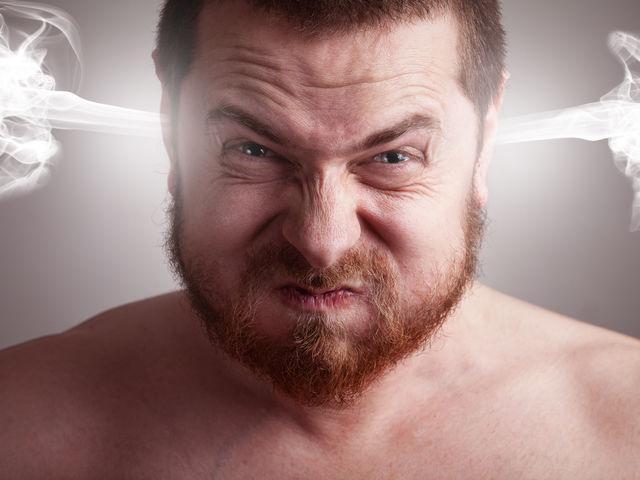 злой человек