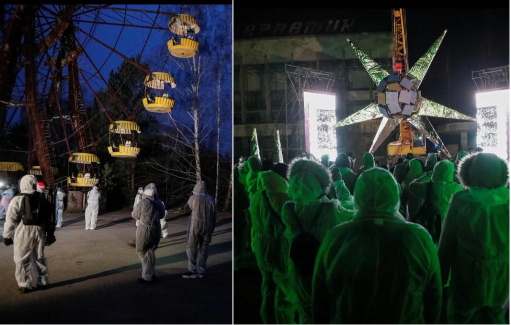 Мальчишник в Чернобыле: как зона отчуждения и Припять стали зоной вечеринок