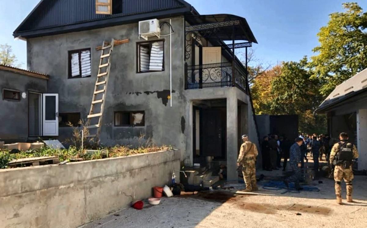 Дом в Грозном