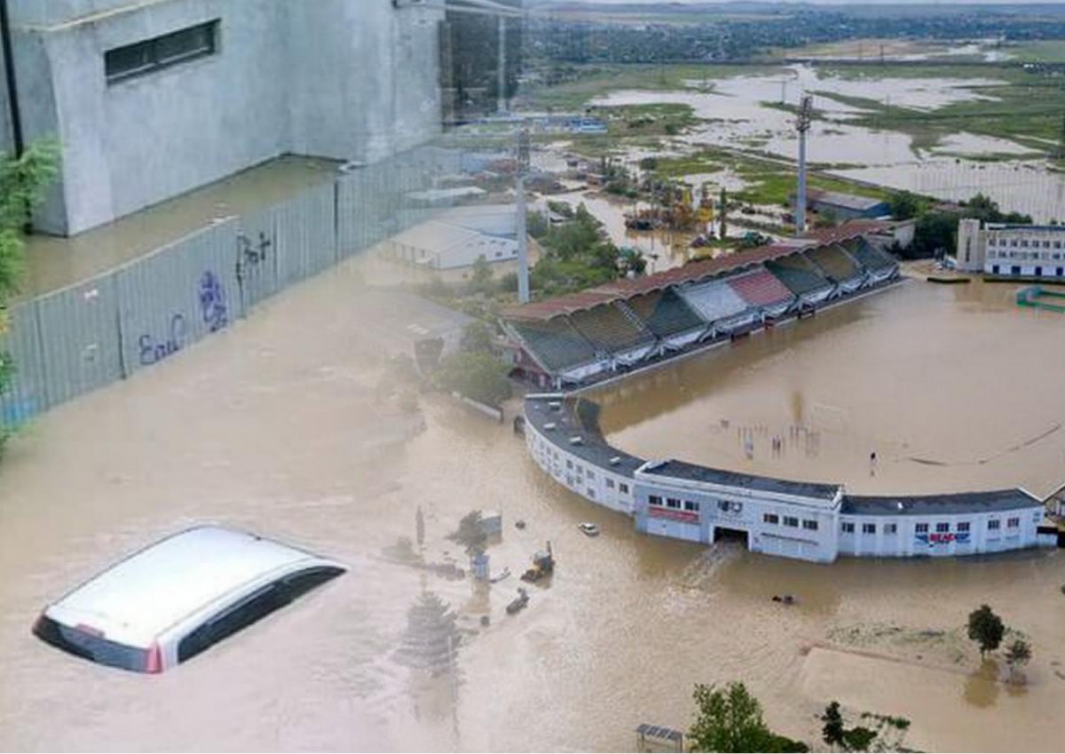 Власти Украины поглумились над пострадавшими от наводнения в Крыму