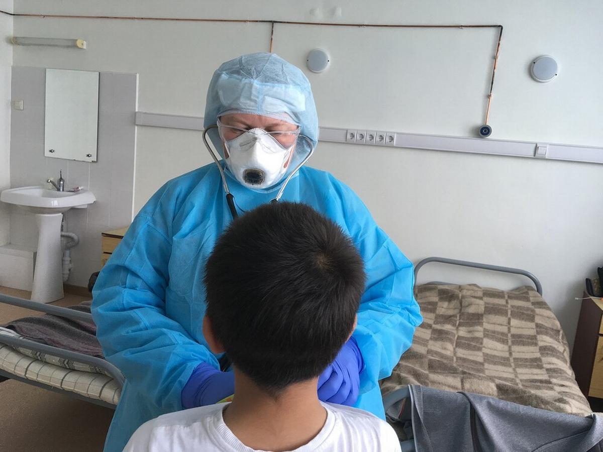 В кировском детсаду произошло массовое заражение детей коронавирусом
