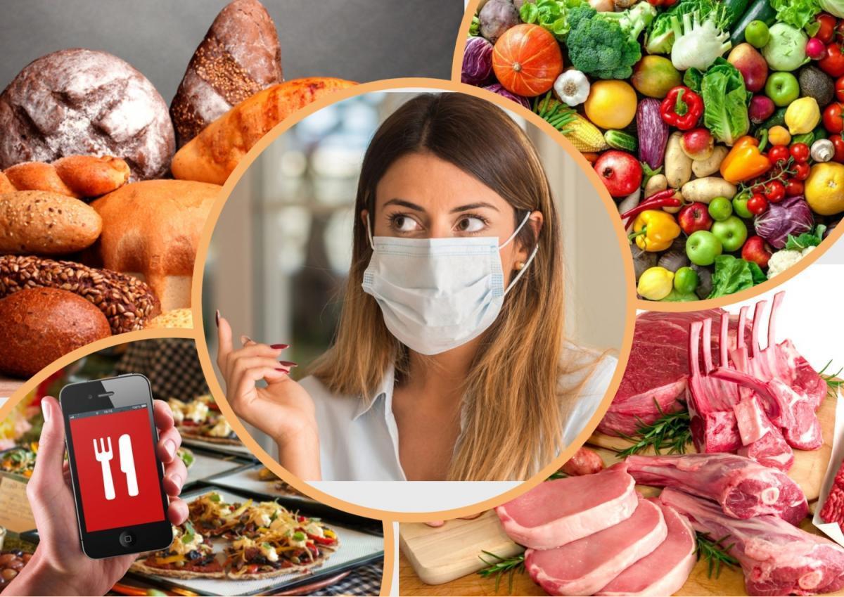 Есть ли риск заражения коронавирусом через продукты, рассказал микробиолог