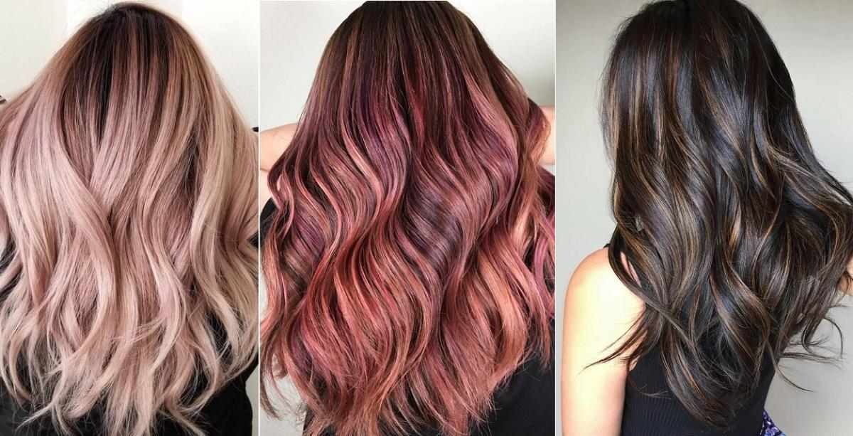 Самое модное окрашивание волос на весну-лето 2019: 8 лучших оттенков для блондинок, рыжих и брюнеток