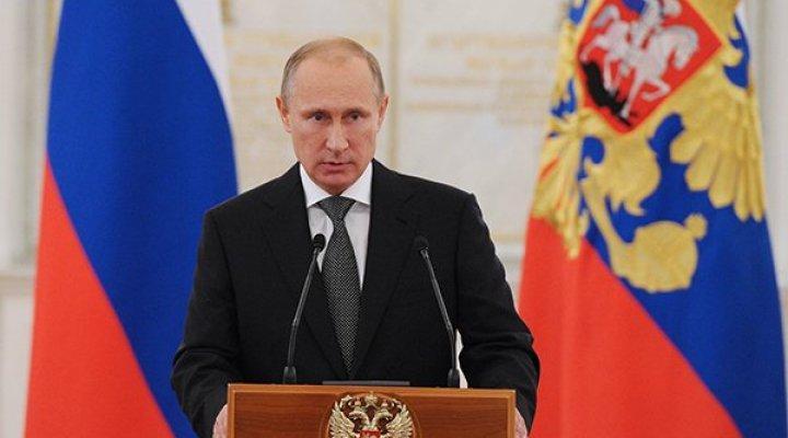 Путин назвал терроризм угрозой для цивилизации